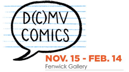 Comics, Fenwick Gallery